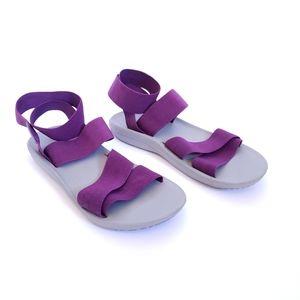 EUC Columbia Barraca Strap Sandals Grey & Purple